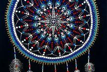 Dot Painting - Mandalas and Dream Catchers
