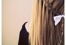 Para o cabelo!