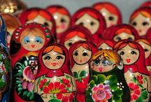 Cultural - Russian / by Lucy Rouse