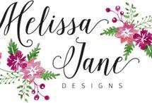 MELISSA JANE / www.melissajanedesigns.com