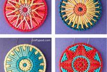 crochet or knitting