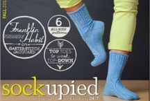 Stricken: Socken