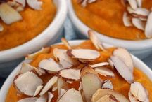Thanksgiving Menu Ideas / I think this would be great served inside hollowed out mini pumpkins...
