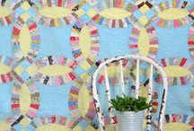 snubní prsteny -patchwork / deky patchwork