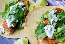 Fish & Seafood Recipes / by Cara Lester