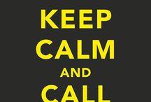 Keep calm ..