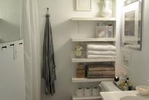 Home: Bathroom / by Julia Sertich