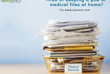 Digital Electronic Medical Records - Jeevom