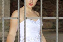 Svatební šaty / Svatební šaty z nabídky půjčovny šatů- Svatební studio Nella, U Vodního hradu 64, Česká Lípa
