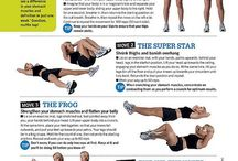 Workout Ideas at Home  / For our lovely readers and inspiration for Mr SIL