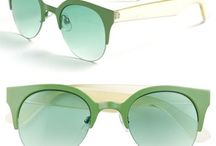 New Sunglasses Collection / Only sunglasses of the moment.