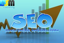 SEO / I love SEO and how we can all achieve fantastic traffic from the search engines no matter how big or small your company is.