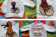 Krafty Kiwi Knitting Designs