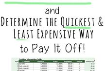 Budgeting / All about budgeting, frugal living, and going debt free.
