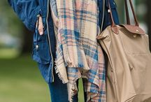 Herbst-Outfits
