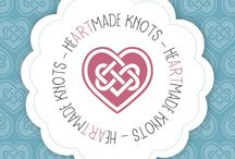 HeartmadeKnots / Macrame and crochet jewlery