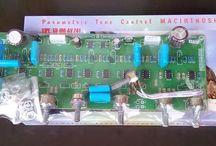 MB 055 Tone control Stereo parametrik Equalizer macintosh 10 IC