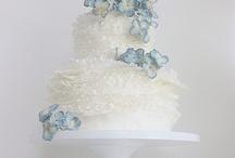 Blue Vintage Wedding Finds