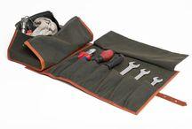 Leather tool rolls