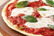 Inspiratie / Pizza