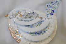 glass mosaic jewelry -