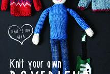 knitting,...