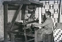 Photographies anciennes / Quilteuses et couturières en photos