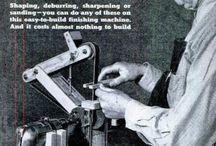 mesin amplas