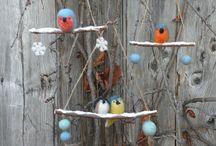 Petits oiseaux d'hiver https://www.etsy.com/ca-fr/shop/LeilaLandCreations?ref=hdr_shop_menu
