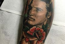 Elvis Presley Tattoos