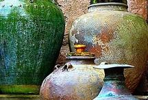 Potten,aardewerk