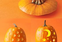 SecurCare's Pumpkin Patch Contest / #SecurCare #pinyourpumpkin / by V.B. Escher