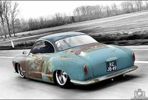 vw karman ghia / vw