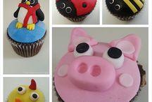 Tiny Bakehouse Cupcakes & Cakepops