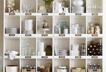 Kitchen Organisation / by Planning With Kids