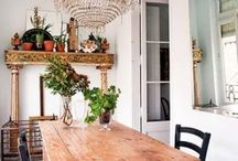Dining Room / Dining room make over ideas / by Adrean Fortuna