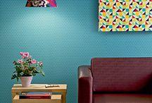 Cor para parede da sala / Decoração