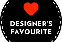 Designer's Favourite / Designer's favourite items