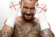 CM Punk Best In The World / by Jason Reeves