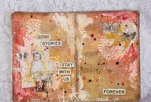 My Work - Art Journal