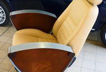 Кресла из автокресел