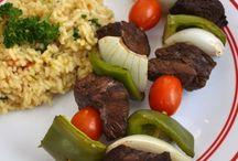 Beef, Steak and Hamburger / by Shelly Mrozek-Cieslak