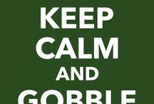 Turkey Humour - Gobble Gobble