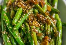 VEGETABLES 菜(Chinese)