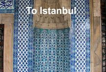 Istanbul / by Chloé Bench
