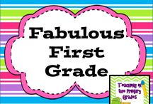 Fabulous First Grade / Fabulous first grade teaching ideas! Pinners please pin only one paid product for every 4 ideas/freebies or you will be deleted!