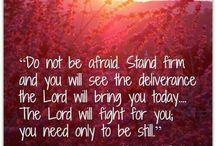Scripture/quotes/encouragement
