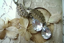 Assemblage Jewelry / by Julie Schneider