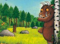 """Foreign The Gruffalo Editions / Foreign-language editions of """"The Gruffalo"""" by Julia Donaldson"""