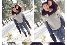 Engagement Pics / by Jessie Honrud